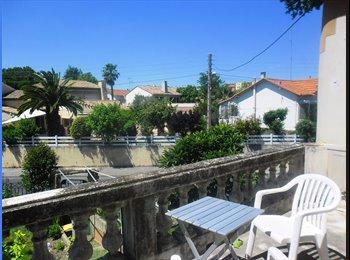 Appartager FR - Cherche 4ème colocataire - Maison aux Aubes - Montpellier-centre, Montpellier - 360 € / Mois