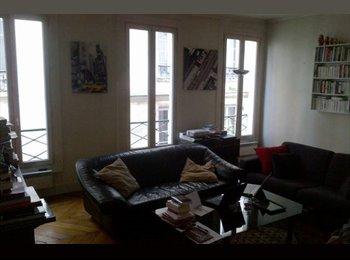 Appartager FR - Colocation dans 3 pièces dans le Sentier (Paris 2) - 2ème Arrondissement, Paris - Ile De France - 870 € / Mois