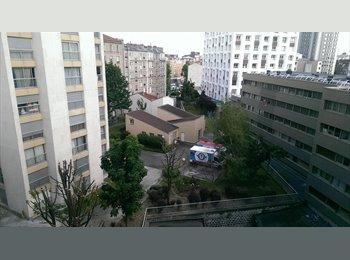 Appartager FR - Colocation femme 620.-EUR toutes charges comprises - 20ème Arrondissement, Paris - Ile De France - 620 € / Mois