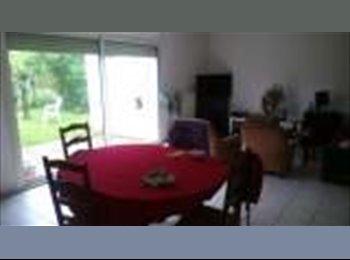 Appartager FR - Colocation maison Saint Sebastien sur Loire - Saint-Sébastien-sur-Loire, Nantes - 380 € / Mois