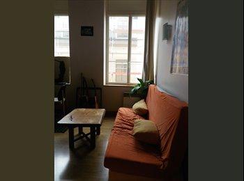 Appartager FR - F3 Canut Pla. Croix-Rousse (+/-) 1juin-31 juillet - 4ème Arrondissement, Lyon - 580 € / Mois