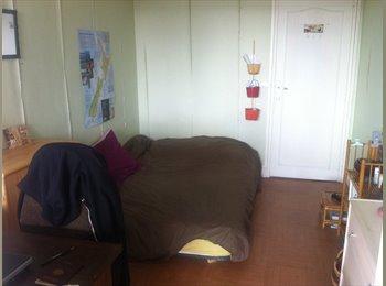 Appartager FR - chambre à louer dans grand appart en coloc - 19ème Arrondissement, Paris - Ile De France - 500 € / Mois