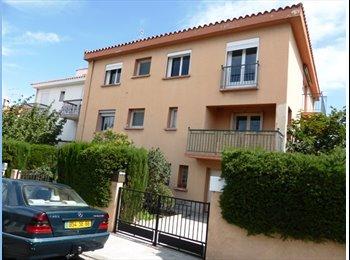 Appartager FR - cherche coloc - Perpignan, Perpignan - 440 € / Mois
