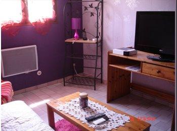 Appartager FR - espace meublé dans une maison proche de Besançon - Besançon, Besançon - 280 € / Mois