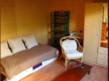 Chambre tout confort et spacieuse !