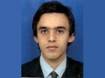 Federico - 19 - Etudiant