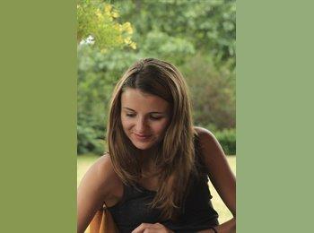 Rachel - 19 - Etudiant