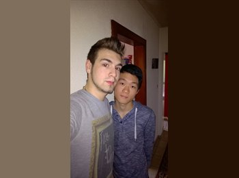 Appartager FR - Quang Thuy & Dylan - 21 - Strasbourg