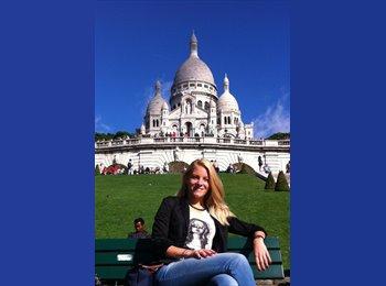 Appartager FR - Jana - 23 - Paris - Ile De France