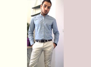 Appartager FR - Guillaume - 24 - Toulouse