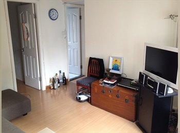 Room for rent - Wan Chai Penthouse Apt w/ Roof