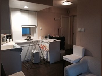 Double Room available in WANCHAI. NEW AND MODERN