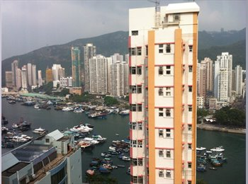 EasyRoommate HK - Goodnews! A nice village house to share with 2girl - Tai Po, Hong Kong - HKD4,000 pcm