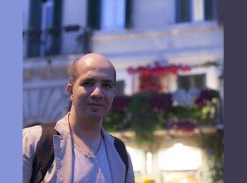EasyStanza IT - Mostafa - 29 - Roma