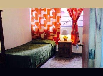 CompartoDepa MX - Habitaciones en el Centro historico - Centro Histórico, Puebla - MX$1,750 por mes
