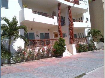 CompartoDepa MX - DEPARTAMENTO DISPONIBLE - Playa del Carmen, Cancún - MX$52,000 por mes