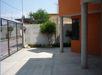CompartoDepa MX - Recámara(s) Ejecutivos Alojamiento Tlaxcala - Tlaxcala, Tlaxcala - MX$2,100 por mes