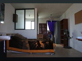 CompartoDepa MX - Rento CUARTO,UABCS/HOSPITAL GENERAL/TEC - La Paz, La Paz - MX$1,900 por mes