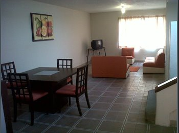 CompartoDepa MX - RENTA DE CUARTOS AMUEBLADOS - San Luis Potosí, San Luis Potosí - MX$2,300 por mes