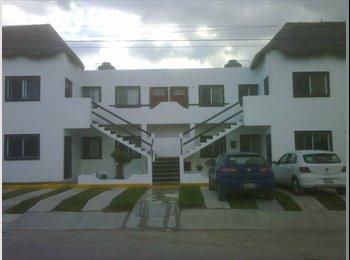 CompartoDepa MX - DEPARTAMENTOS DISPONIBLES PLAYA DEL CARMEN - Playa del Carmen, Cancún - MX$5,200 por mes