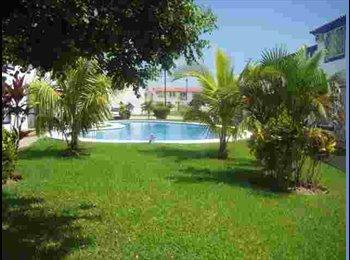 CompartoDepa MX - Rento Acapulco por dias o semanas (9 personas) - Acapulco, Acapulco - MX$5,412 por mes