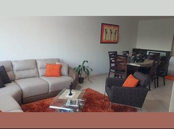 CompartoDepa MX - Rento cuarto en mi depa , lugar super bonito. - Zapopan, Guadalajara - MX$3,500 por mes