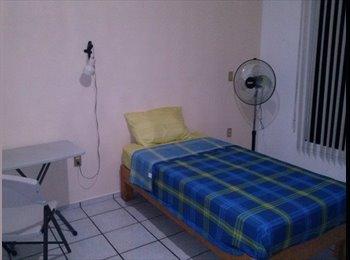 CompartoDepa MX - Depas y Habitaciones individuales amuebladas. - Colima, Colima - MX$1,600 por mes
