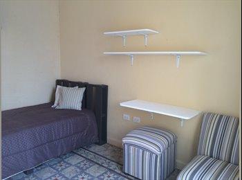 Confortable Habitación Amueblada Cerca  Av. Juarez