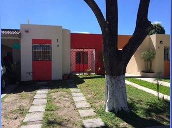 CompartoDepa MX - Casa Fraccionamiento el Koa - Tepic, Tepic - MX$1,700 por mes