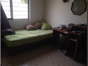 CompartoDepa MX - Comparto Casa en San Nicolas Plaza Fiesta Anahuac - San Nicolás de los Garza, Monterrey - MX$2,000 por mes