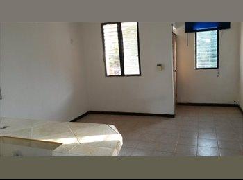 CompartoDepa MX - comparto depa amplio y centrico - Playa del Carmen, Cancún - MX$1,800 por mes