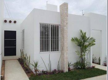 CompartoDepa MX - BUSCO ROOMIE PARA COMPARTIR GASTOS - Mérida, Mérida - MX$1,000 por mes
