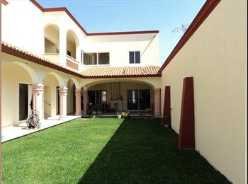 CompartoDepa MX - Renta de Cuarto cerca del Tec de Monterrey - Cuernavaca, Cuernavaca - MX$3,500 por mes