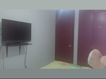 CompartoDepa MX - Busco roomie, coto chapalita inn cerca Cucea, ITESO, uvm, galerias - Zapopan, Guadalajara - MX$2,200 por mes