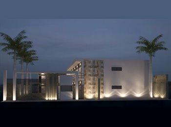 CompartoDepa MX - Departamento amueblado, norte de merida - Mérida, Mérida - MX$4,500 por mes