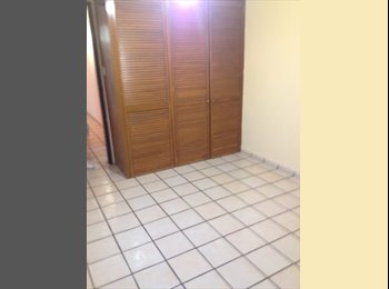 CompartoDepa MX - Rento habitacion de departamento amueblado - León, León - MX$2,000 por mes
