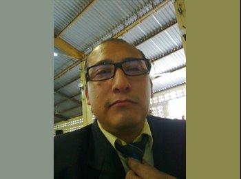CompartoDepa MX - claudio del angel - 29 - Poza Rica