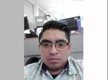 CompartoDepa MX - daniel - 30 - Tlaxcala