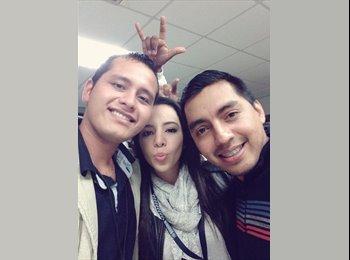 CompartoDepa MX - eddy - 26 - Xalapa