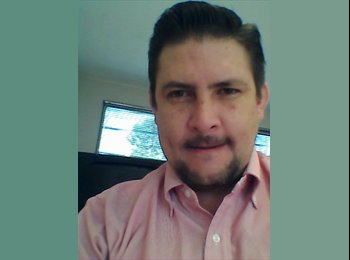 CompartoDepa MX - manuel  - 42 - Monterrey