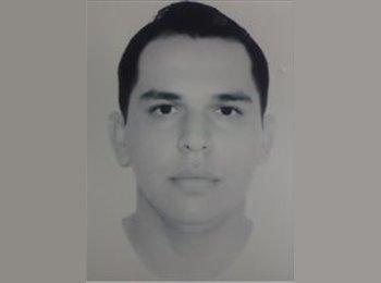 CompartoDepa MX - Dario - 26 - Querétaro
