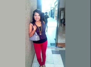 CompartoDepa MX - betty - 31 - Querétaro