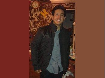 CompartoDepa MX - Josue - 19 - Tijuana