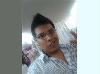CompartoDepa MX - Miguel  - 20 - Cancún