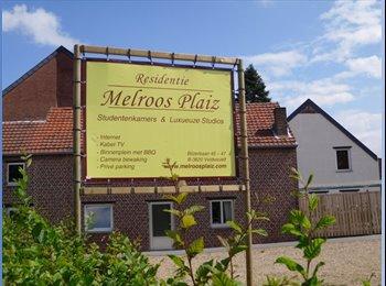 EasyKamer NL - Rooms and studios for rent in Melroos Plaiz - Centrum, Maastricht - € 215 p.m.