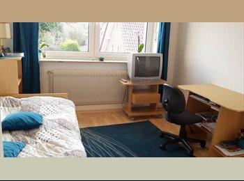 EasyKamer NL - Lovely bright room free from 1 July - Enschede, Enschede - € 248 p.m.