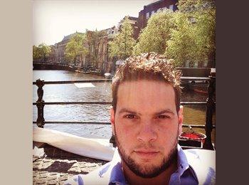 EasyKamer NL - David  - 29 - Amsterdam