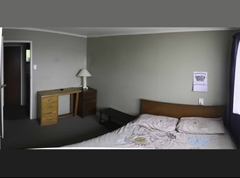NZ - Room Available - West End, Palmerston North - $120 pw