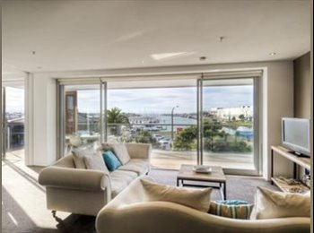 NZ - You're on Auckland's Waterfront, at fraction of $! - Ahuriri, Napier-Hastings - $200 pw