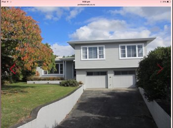 NZ - House for rent - West End, Palmerston North - $380 pw